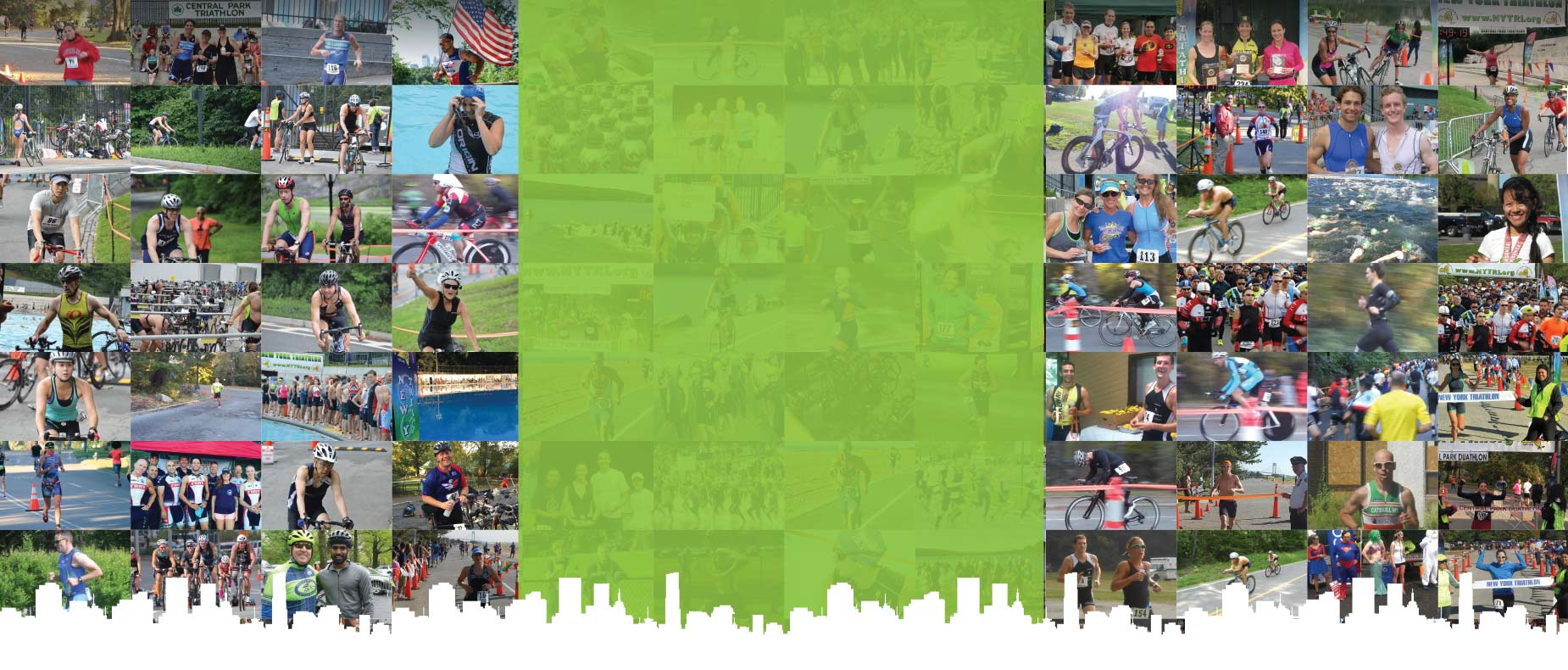 New York Triathlon Main Banner